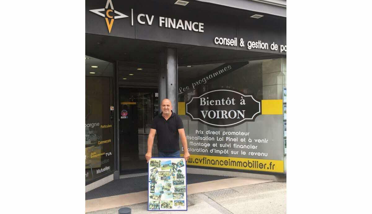 Voiron Fete L Entreprise A Vous De Voter Pour L Entreprise A Recompenser Cv Finance Agir Sur La Vie Locale