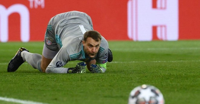 Football. Neymar, Neuer, Mbappé… les tops et les flops de PSG-Bayern Munich