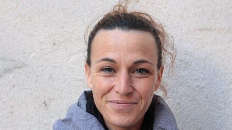 Coralie Fabre, 36 ans, cadre petite enfance, Valréas. Photo Le DL /Christine NOBLOT