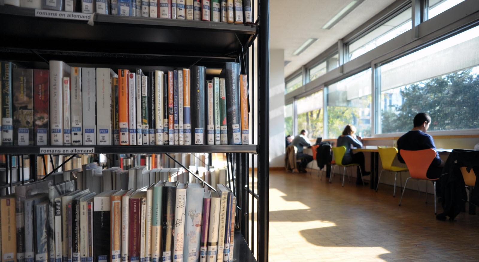 lyon 3e la bibliotheque municipale