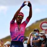 Cyclisme Tour De France 2020 Martinez Au Bout De L Effort