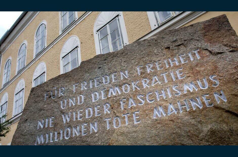 pour la paix la liberte et la democratie plus jamais de fascisme