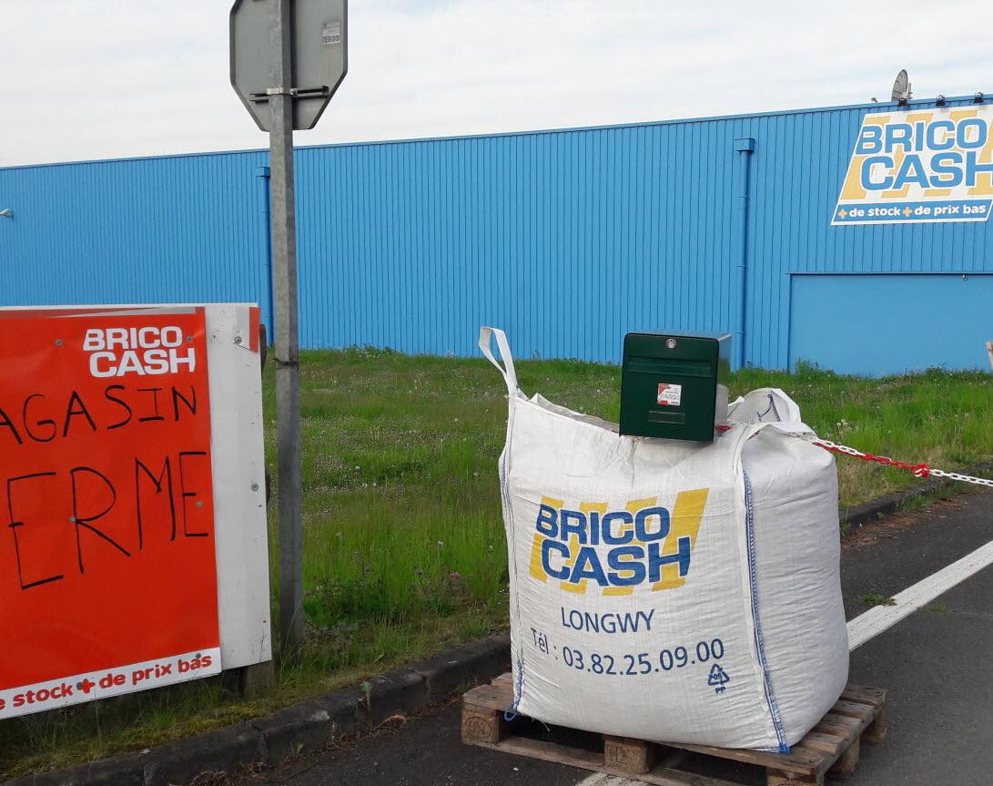 commerce longwy brico cash a ferme