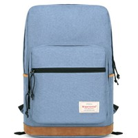 kmbuy - All-Purpose Style Unisex Fashionable Casual School Travel Shoulder Backpack Bag with Laptop Compartment / 40cm*28cm*15cm