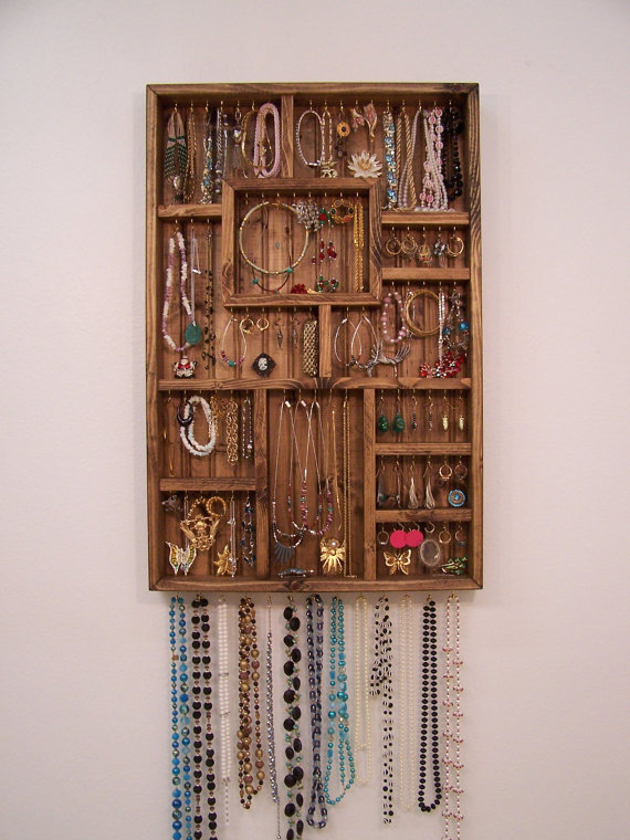 Pdf Plans Wooden Jewelry Rack Wall Download Wood Finishing