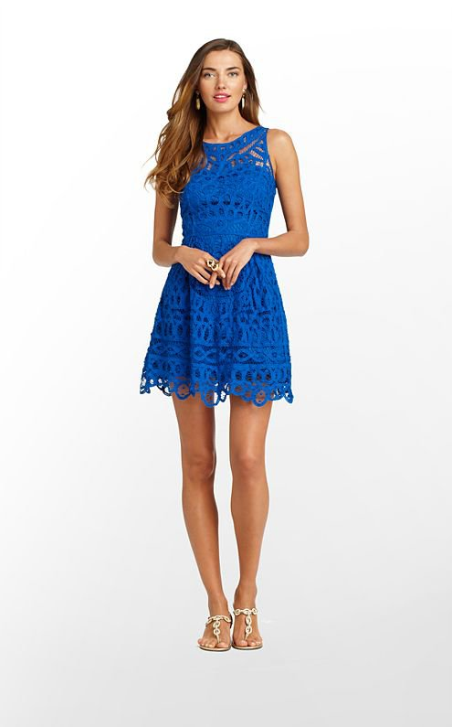 Foley Dress - Lilly Pulitzer