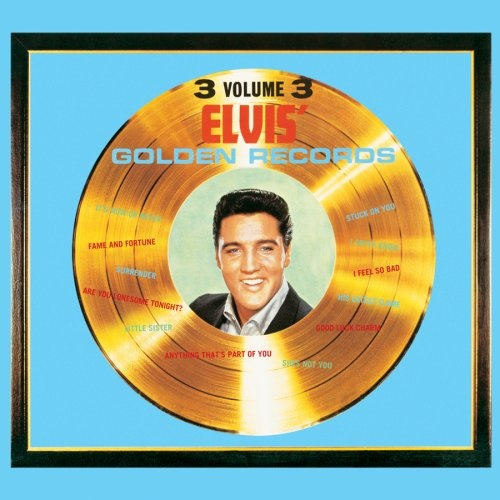 Image result for Elvis' Golden Records, Vol. 3