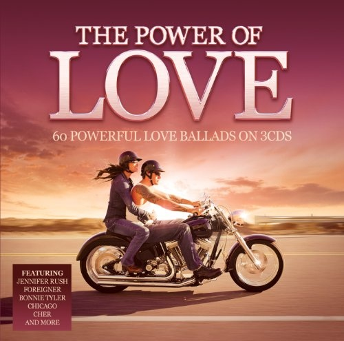 Power Love Cd Collection Song List