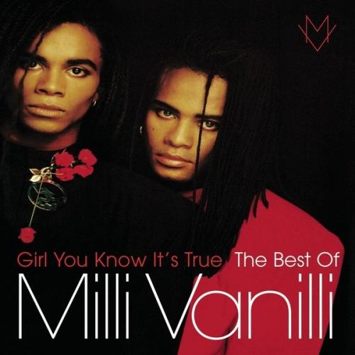 Afbeeldingsresultaat voor Milli Vanilli-Girl You Know It's true best of