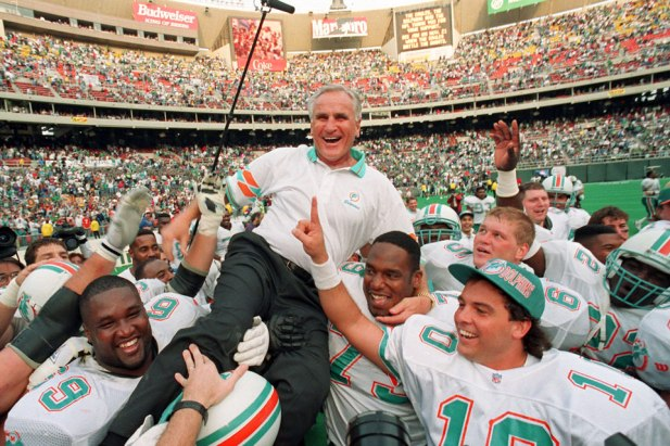 Image result for don shula super bowl