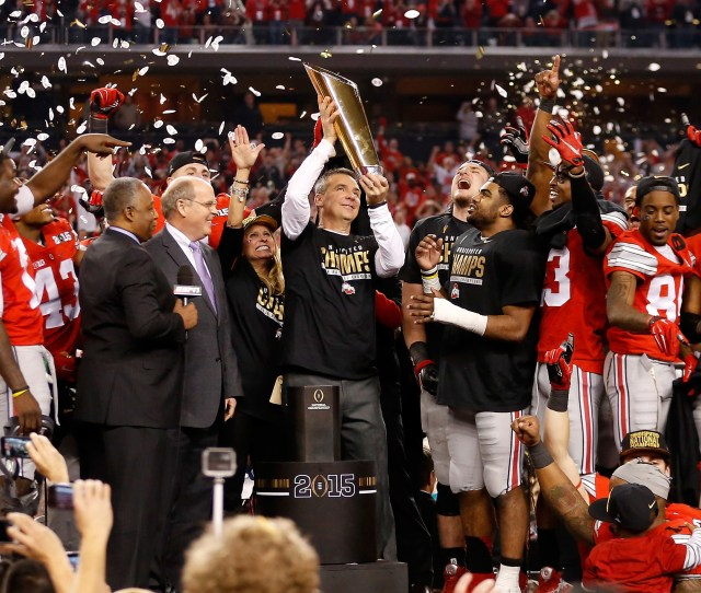 College Football Bowl Games 2015 16 Complete Schedule 41 Games Si Com