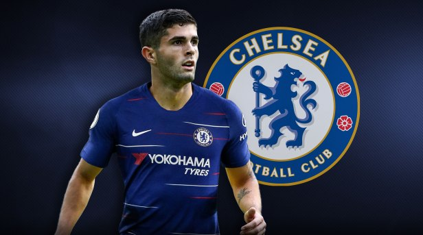Image result for pulisic chelsea