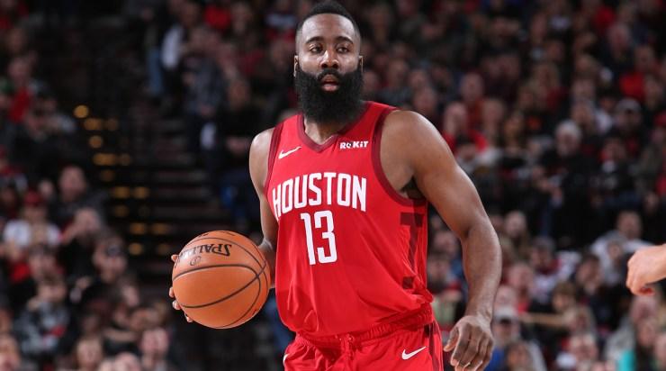 Houston Rockets v Portland Trail Blazers