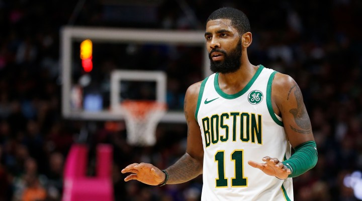 Irving pronto per i playoff NBA | Numerosette Magazine