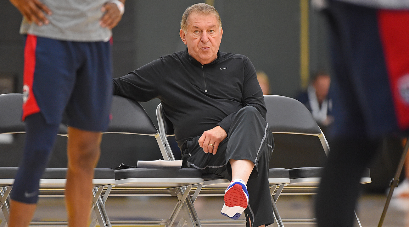 Jerry Colangelo on Team USA Collapse: 'This Will Bother Me Until the 2020 Olympics'