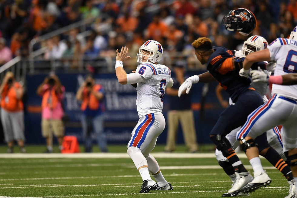 Jeff Driskel S Second Act How The Former Florida Qb