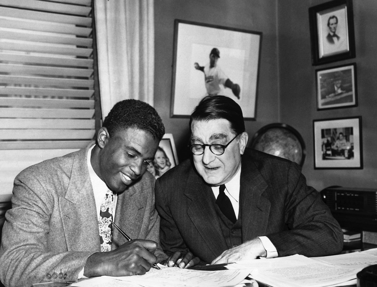 The Breakthrough In May Jackie Robinson Proved He Belonged In The Bigs