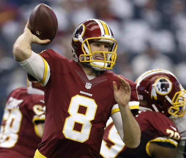 Kirk Cousins Passing Record Washington Redskins