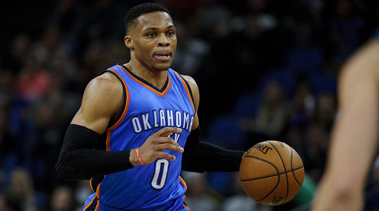 Russell Westbrook Triple Double Tracker   SI.com