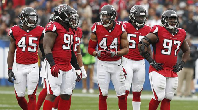 Image result for falcons defense