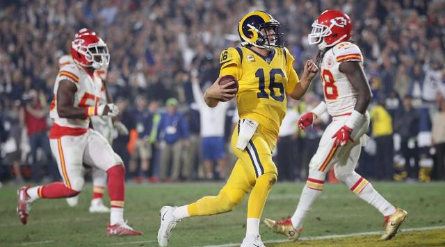 Image result for rams vs chiefs