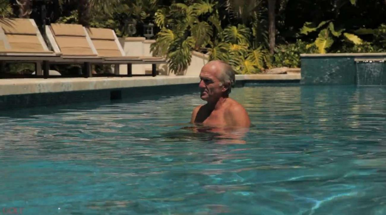 Greg Norman Gets Naked In The Outdoors On Instagram