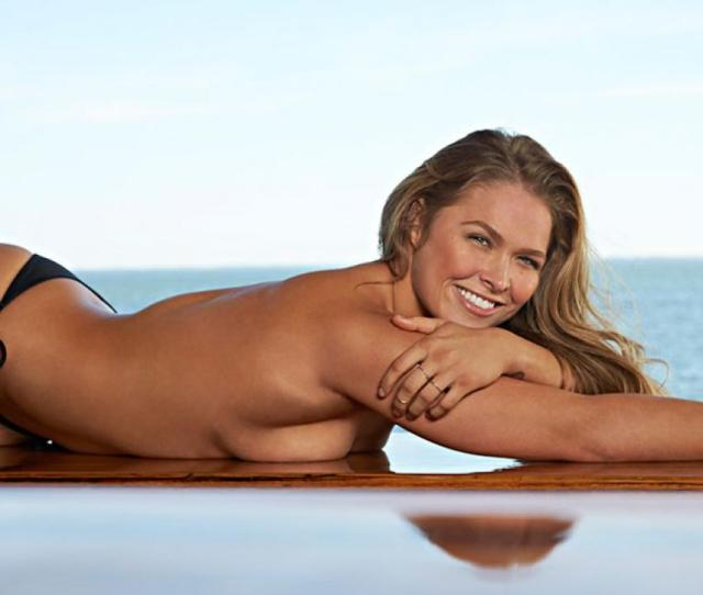 Ronda Rousey Shares The Secret To Great Sex If You Need Lube Then Youre Being Lazy Si Com