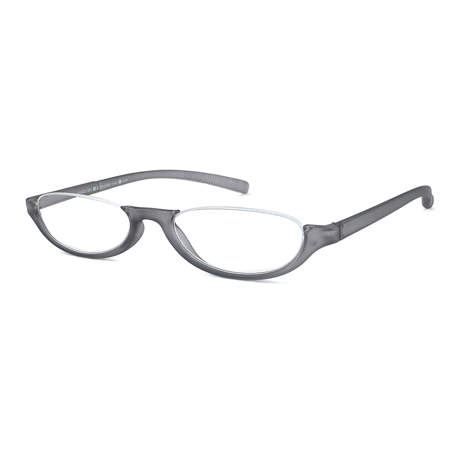 Men S Orsay Readers Gray 1 Gabriel Simone Touch Of Modern