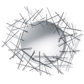 Blow Up Wall Mirror