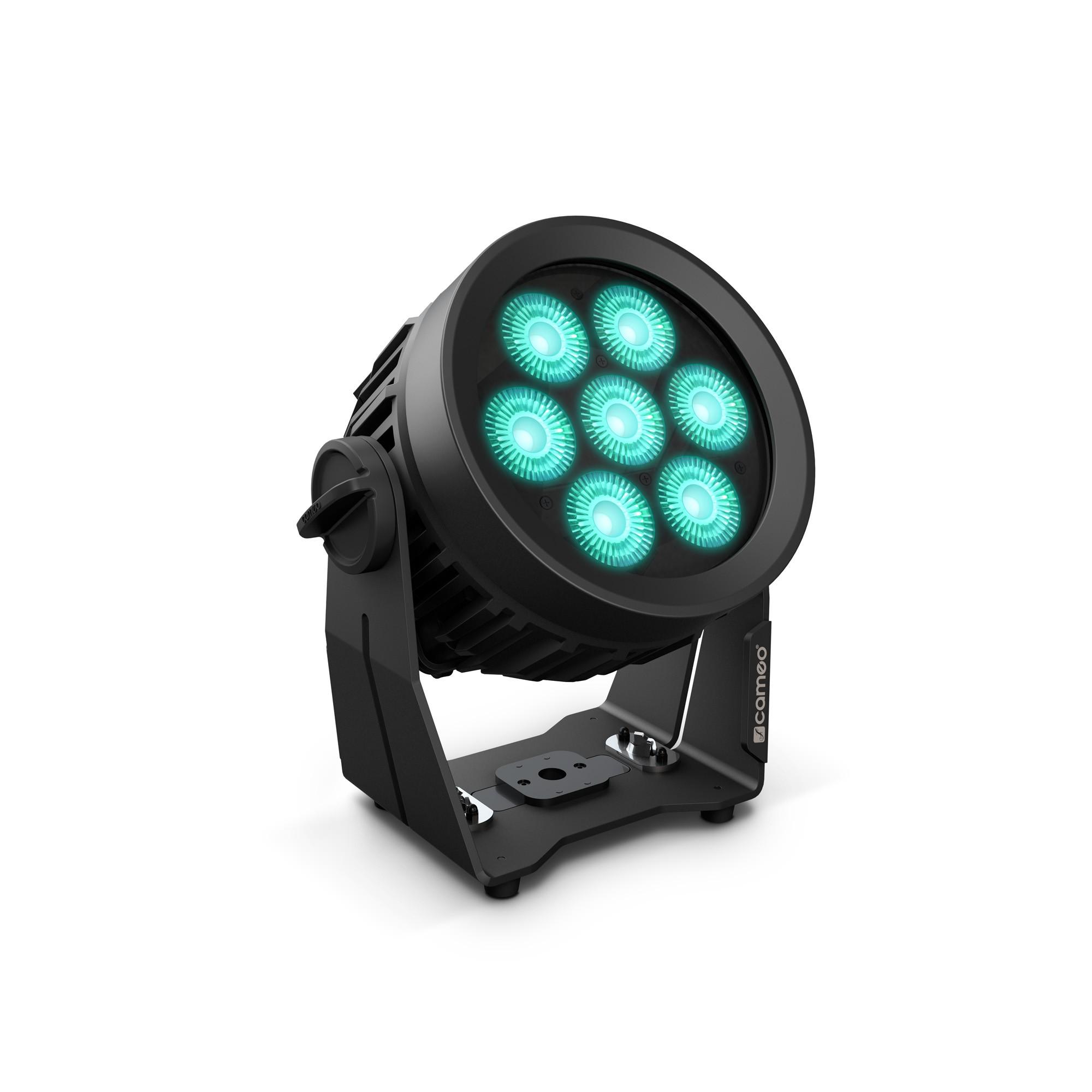 cameo flat pro 7 g2 outdoor lights