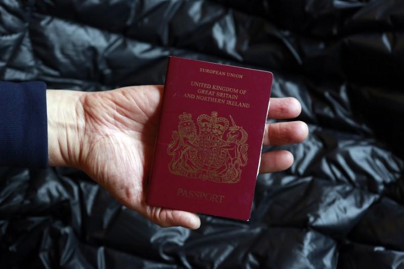La City privée de passeport européen