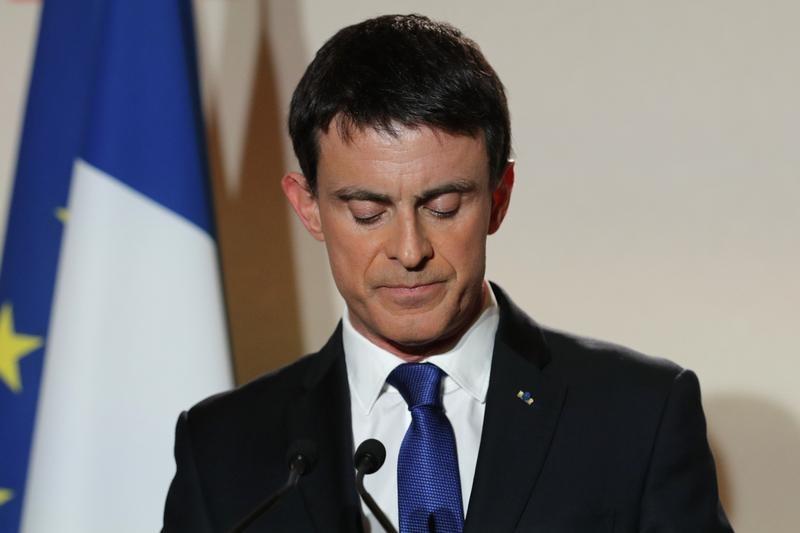 Le choix de Valls pour Macron scelle l'implosion du PS