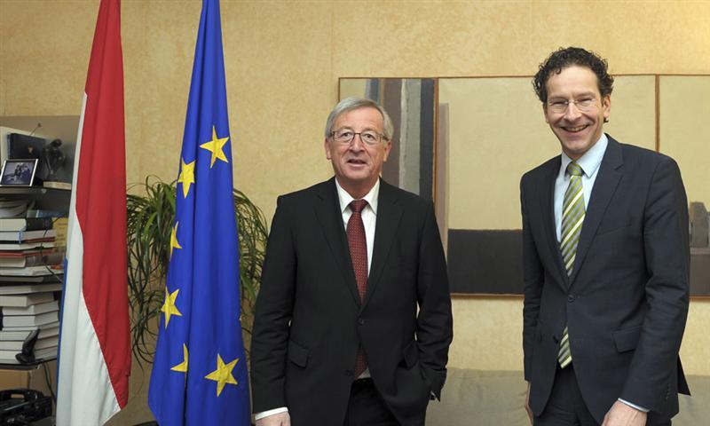Bruxelles est trop indulgente avec Paris, estime le président de l'Eurogroupe