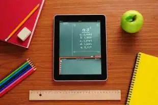 a scuola con il tablet 2