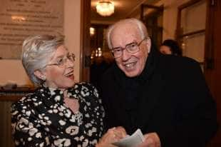 mariapia garavaglia e il cardinale giovanni battista re