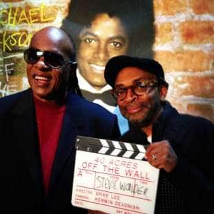 STEVIE WONDER E SPIKE LEE