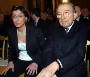 ANDREOTTI E GIULIA BONGIORNO