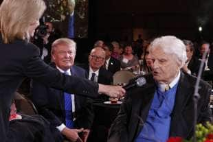 billy graham con trump e rupert murdoch