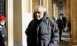 Gino Strada funerali Moratti