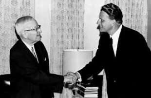 harry truman billy graham