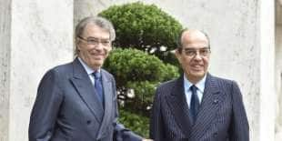 Massimo e Gianmarco Moratti