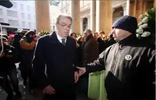 Massimo Funerali Moratti