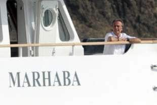 montezemolo yacht