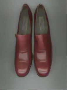 scarpe di giovanni paolo ii