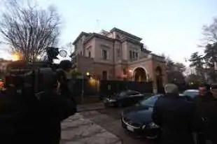 via Rovani Berlusconi