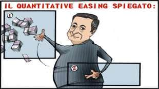 QUANTITATIVE EASING DRAGHI