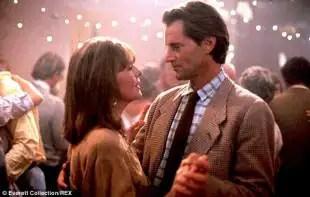 Diane Keaton e Sam Shepard