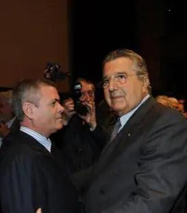 Ezio Mauro Carlo De Benedetti