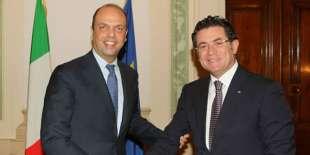 MONTANTE CON ALFANO