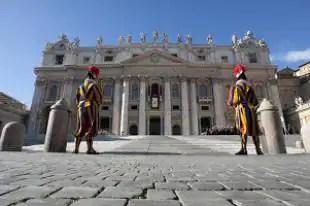 vaticano, guardie svizzere